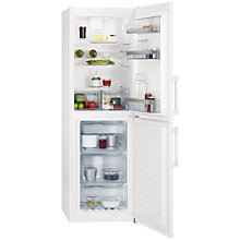 Buy AEG S53520CTW2 Fridge Freezer, A++ Energy Rating, 59.5cm Wide, White Online at johnlewis.com