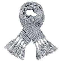 Buy Barts Jasmin Women's Scarf, Grey Online at johnlewis.com