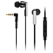 Buy Sennheiser CX 5.00 I In-Ear Headphones with Mic/Remote Online at johnlewis.com
