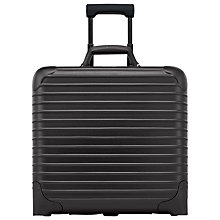 Buy Rimowa Salsa 41cm Business Trolley Suitcase Online at johnlewis.com