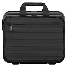 Buy Rimowa Bolero Notebook 33cm Suitcase, Black Online at johnlewis.com