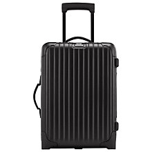 Buy Rimowa Salsa 55cm Cabin Trolley Suitcase Online at johnlewis.com