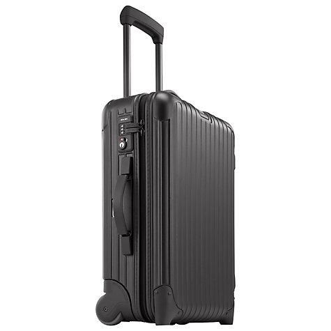 Buy Rimowa Salsa 55cm Cabin Trolley Suitcase John Lewis
