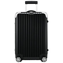 Buy Rimowa Limbo 67cm Suitcase, Black Online at johnlewis.com