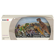 Buy Schleich Toy Dinosaurs, Pack of 5 Online at johnlewis.com