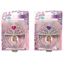 Buy Steffi Love Girl's Flashing Tiara Set, Assorted Online at johnlewis.com