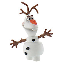 Buy Disney Frozen Olaf Figurine Online at johnlewis.com