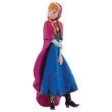 Buy Disney Frozen Anna Figurine Online at johnlewis.com