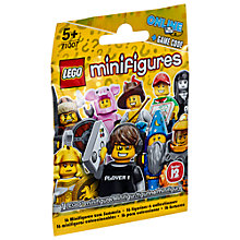 Buy LEGO Minifigures Series 12, Assorted Online at johnlewis.com