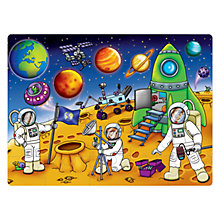 Buy Orchard Toys Who's In Space Puzzle Online at johnlewis.com