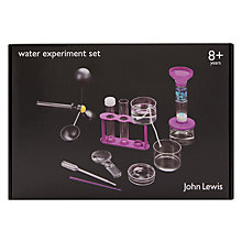 Buy John Lewis 12-in-1 Water Experiments Kit Online at johnlewis.com