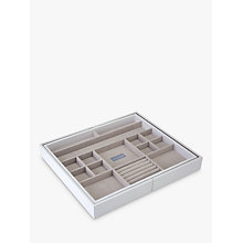 Buy Stackers White Slider, Medium Online at johnlewis.com