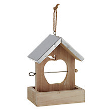 Buy John Lewis Croft Collection Bird Feeder Online at johnlewis.com
