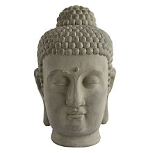 Buy Buddha Head Ornament, Large Online at johnlewis.com