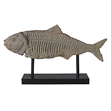 Buy Fish Fossil Ornament Online at johnlewis.com