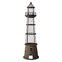 Buy Iron Lighthouse Online at johnlewis.com