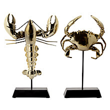 Buy Crab or Lobster on Stick, Assorted, Gold Online at johnlewis.com