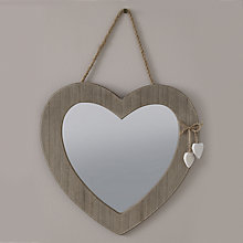 Buy Heart Wall Mirror Online at johnlewis.com