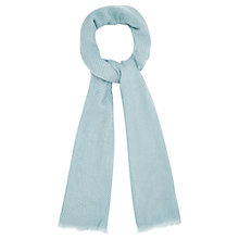 Buy Viyella Chevron Scarf, Seamist Online at johnlewis.com