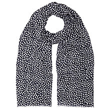 Buy John Lewis Scattered Spot Scarf Online at johnlewis.com