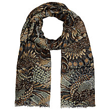 Buy John Lewis Portobello Feather Scarf, Multi Online at johnlewis.com