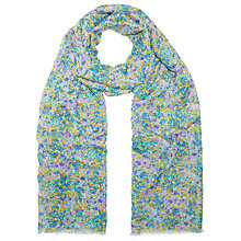 Buy John Lewis Ditsy Flower Scarf, Multi Online at johnlewis.com