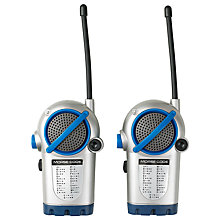 Buy John Lewis Walkie-Talkies Online at johnlewis.com