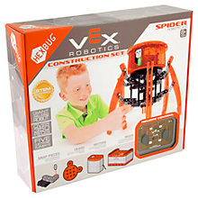 Buy Hexbug Vex Robotics Spider Robot Construction Kit Online at johnlewis.com
