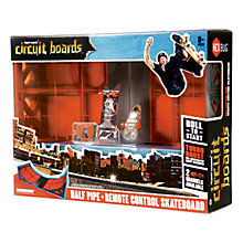 Buy Hexbug Tony Hawk Half Pipe Remote Control Skateboard Set Online at johnlewis.com