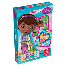 Buy Disney Doc McStuffins Domino Game Online at johnlewis.com