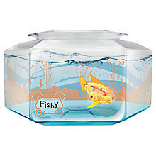 Buy Hexbug Aquabot 2.0 Pet Fish & Bowl, Assorted Online at johnlewis.com