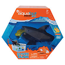 Buy Hexbug Aquabot 2.0 Shark Tank Aquarium Online at johnlewis.com