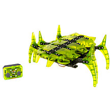 Buy Hexbug Vex Robotics Scarab Robot Construction Kit Online at johnlewis.com