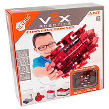 Buy Hexbug Vex Robotics Ant Robot Construction Kit Online at johnlewis.com