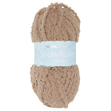 Buy Sirdar Snuggly Snowflake Chunky Yarn, 25g Online at johnlewis.com