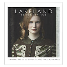 Buy Rowan Lakeland Collection Two by Marie Walin Knitting Book Online at johnlewis.com