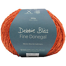 Buy Debbie Bliss Fine Donegal 4 Ply Yarn, 100g Online at johnlewis.com