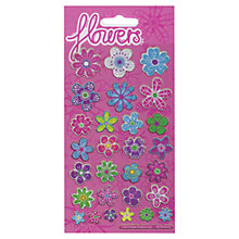 Buy Flower Stickers Online at johnlewis.com