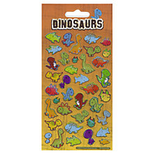 Buy Little Dinosaurs Stickers Online at johnlewis.com