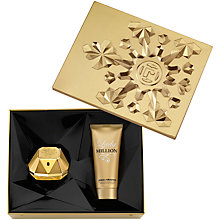 Buy Paco Rabanne Lady Million Eau de Parfum Fragrance Gift Set, 50ml Online at johnlewis.com