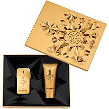 Buy Paco Rabanne 1 Million Eau de Toilette Fragrance & Shower Gel Gift Set, 50ml Online at johnlewis.com