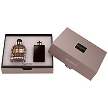 Buy Valentino Uomo Eau de Toilette Gift Set, 100ml Online at johnlewis.com