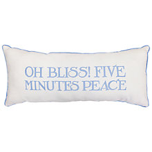 Buy Emma Bridgewater Bliss Cushion Online at johnlewis.com