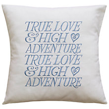Buy Emma Bridgewater True Love Cushion Online at johnlewis.com