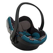 Buy BeSafe Izi Go Car Seat, Petrol Online at johnlewis.com