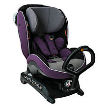 Buy BeSafe Izi Combi Car Seat, Purple Online at johnlewis.com