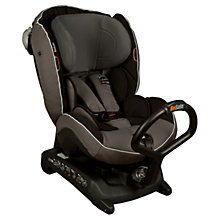 Buy BeSafe iZi Combi Isofix Car Seat, Grey Online at johnlewis.com