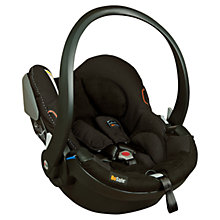 Buy BeSafe Izi Go Car Seat, Black Online at johnlewis.com
