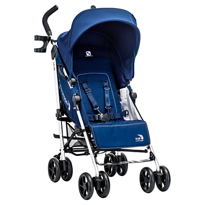 Baby Jogger Vue Pushchair, Navy