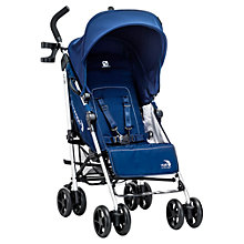 Buy Baby Jogger Vue Pushchair, Navy Online at johnlewis.com